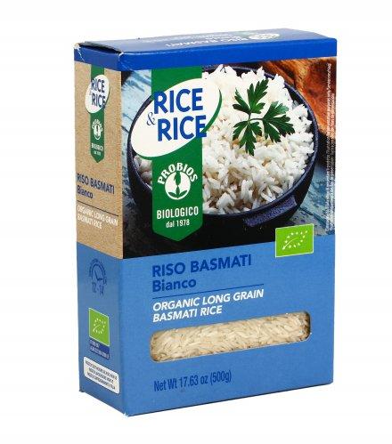 Rice & Rice - Riso Basmati Bianco