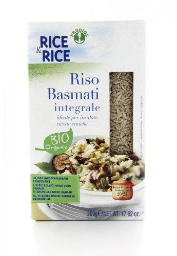 Riso Basmati Integrale Rice & Rice