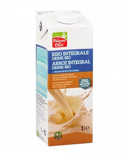 Bevanda Uht di Riso Integrale - Drink Bio
