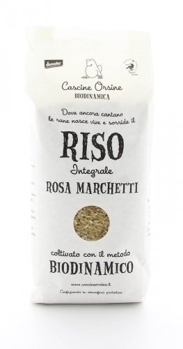 Riso Integrale Rosa Marchetti - Kg. 1