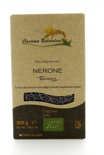 Riso Integrale Nerone Bio - 500 gr.