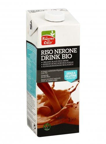 Bevanda Vegetale di Riso Nerone Drink Bio