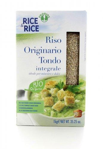 Riso Originario Tondo Integrale Rice & Rice