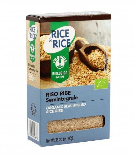 Rice & Rice - Riso Ribe Lungo Semintegrale