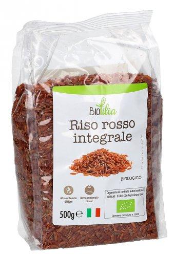 Riso Rosso Integrale Italiano Bio