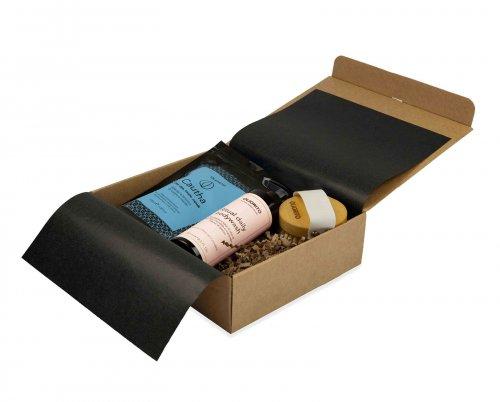 Ritual Case Cautha - Kit con Spazzola, Detergente e Olio