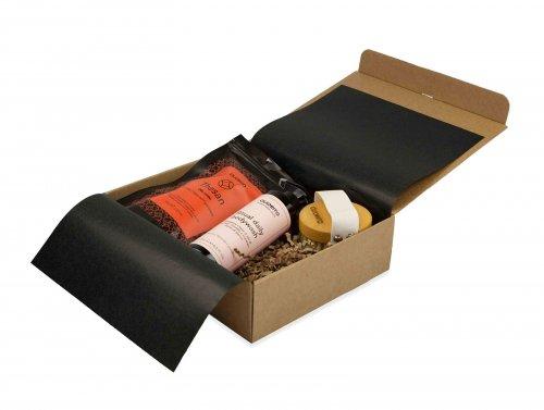 Ritual Case Thesan - Kit con Spazzola, Detergente e Olio