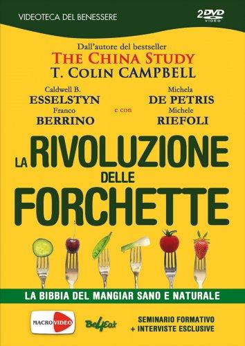 La Rivoluzione delle Forchette (Video Seminario in 2 DVD)