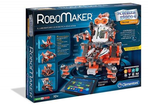 Robomaker - Il Laboratorio di Robotica Educativa