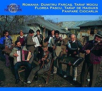 Romania - Wild Sounds from Transylvania, Wallachia & Moldavia
