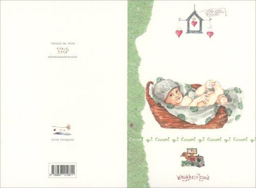 Romantic Card Bambino - Eccomi Qui