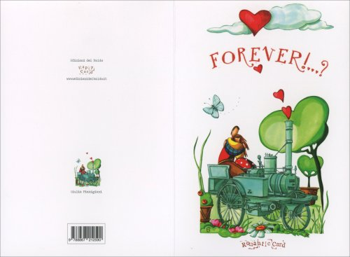 Romantic Card - Forever!...?