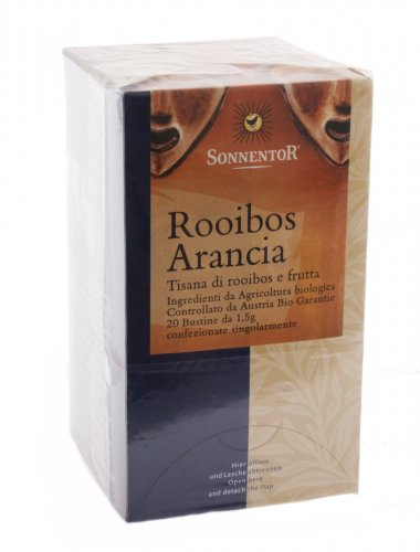 Rooibos Arancia - 20 Bustine