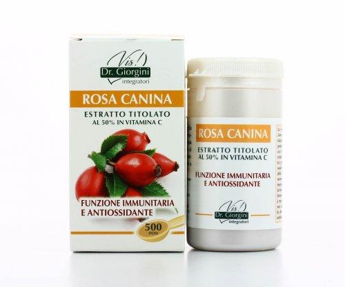 Rosa Canina - Estratto Titolato al 50%