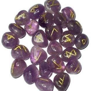 Rune in Ametista
