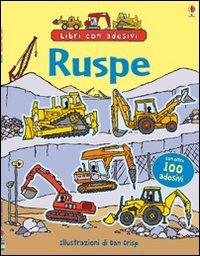 Ruspe - Libri con Adesivi