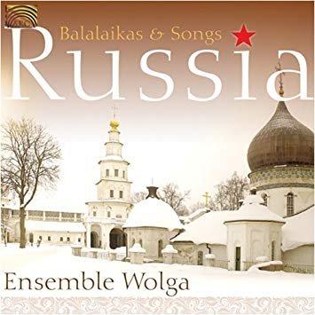 Russia - Balalaikas & Songs