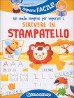 Un Modo Semplice per Imparare a Scrivere in Stampatello