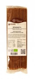 SPAGHETTI DI TIMILIA INTEGRALE Pasta biologica da un'antico grano siciliano