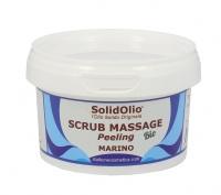 OLIO SOLIDO - SCRUB MASSAGGIO - MARINO Ridona alla pelle morbidezza