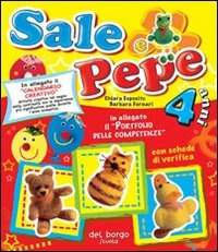 Sale e Pepe - 4 Anni