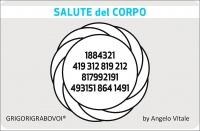 Tessera Radionica 50 - Salute del Corpo