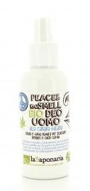 Hippines Uomo - Peace e No Smell Biodeo Uomo