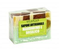 Sapone Artigianale - Mandarino e Basilico