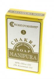 Sapone Chakra n.3 Manipura - 70 g.