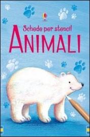 Schede per Stencil - Animali