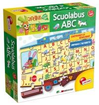 Puzzle Carotina Scuolabus Abc - 3/6 Anni