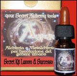 Secret Kit Lavoro e Successo - Your Secret Alchemy Tools