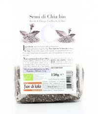 Semi di Chia Bio 150 gr.