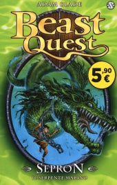 Sepron. Il Mostro Marino. Beast Quest