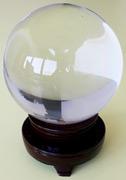 Sfera di Cristallo Diametro 15 cm