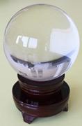 Sfera di Cristallo Diametro 8 cm