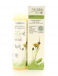 Sensè - Shampoo per Bimbi - Olio di Oliva e Aloe Vera