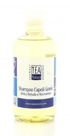 Shampoo Capelli Grassi - Ortica Betulla e Rosmarino