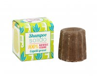 Shampoo Solido per Capelli Grassi