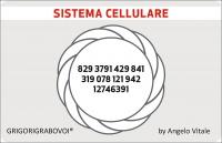 Tessera Radionica 59 - Sistema Cellulare