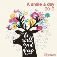 Calendario a Smile a Day 2018