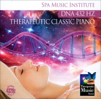 DNA 432 Hz Therapeutic Classic Piano - Volume 1