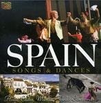 Spain - Songs & Dances