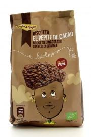 Biscotto El Pepite de Cacao