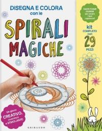 Disegna e Colora con le Spirali Magiche