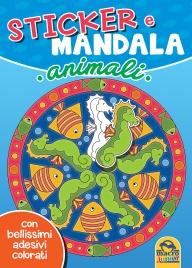 Sticker e Mandala - Animali