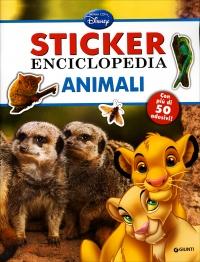 Sticker Enciclopedia Animali