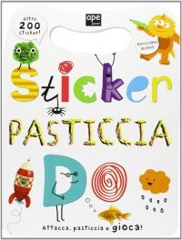 Sticker Pasticcia