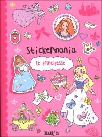 Stickermania - Le Principesse