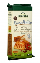 Strudel Vegano con Farina Integrale